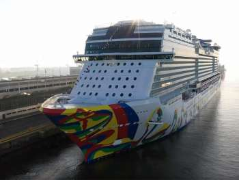 Luxusliner Norwegian Encore